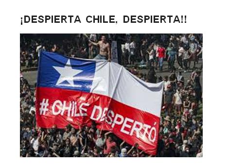 Ref. Creación de un Chile Nuevo en el marco de una nueva Constitución soberanamente sancionada por el Pueblo chileno.