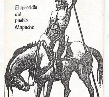 Convocatoria Misión Internacional de observación a Chile ante el terrorismo de Estado, que impone el régimen político contra el Pueblo Chileno y el Pueblo Mapuche.