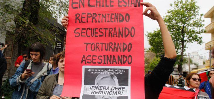 Piñera debe renunciar.