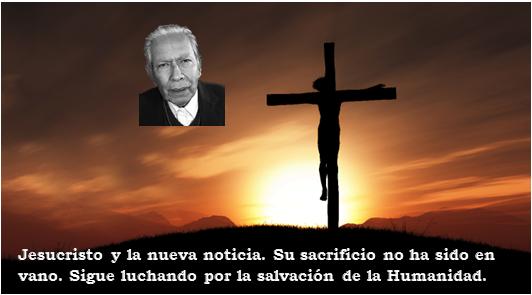 Jesucristo y la Nueva Noticia.