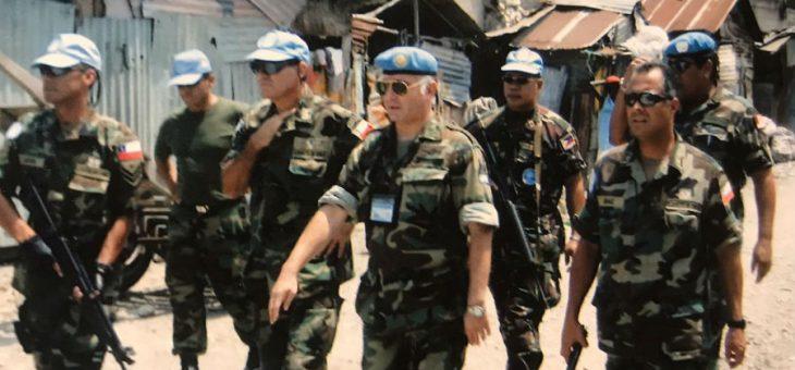 """Militares Chilenos """"la reserva moral de la oligarquía empresarial sofofa"""", de las fuerzas de paz de la ONU, en Haití, acusados de abusar y embarazar a menores de edad…"""