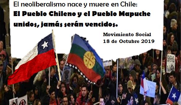 Chile: la respuesta que demanda el Pueblo, va más allá de una nueva Constitución, en el marco de una convención constitucional para que nada cambie.