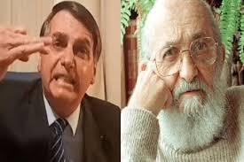 El maestro* Paulo Freire sin conocerlo ya sabía quién era el tartufo Jair Bolsonaro.