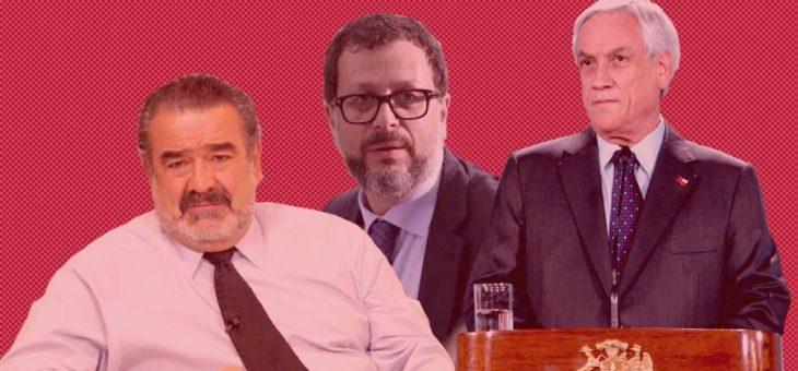 Labor de Inteligencia en Chile: Obscena Alianza Régimen-Empresarios sofofos.
