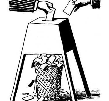 El voto obligatorio, es un atentado a la dignidad humana, la libertad y el libre albedrio de los ciudadanos.