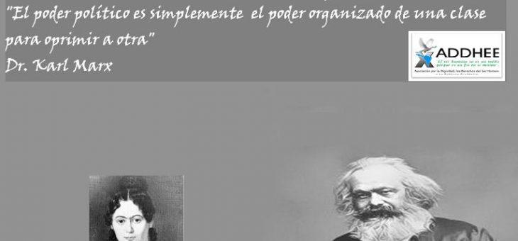 DIEZ RASGOS PARA UN ECOSOCIALISMO MARXISTA, FEMINISTA Y REVOLUCIONARIO.