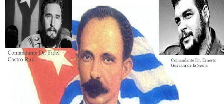 VALENCIA RINDIÓ HOMENAJE AL MAESTRO LIBERTADOR JOSÉ MARTÍ PÉREZ.
