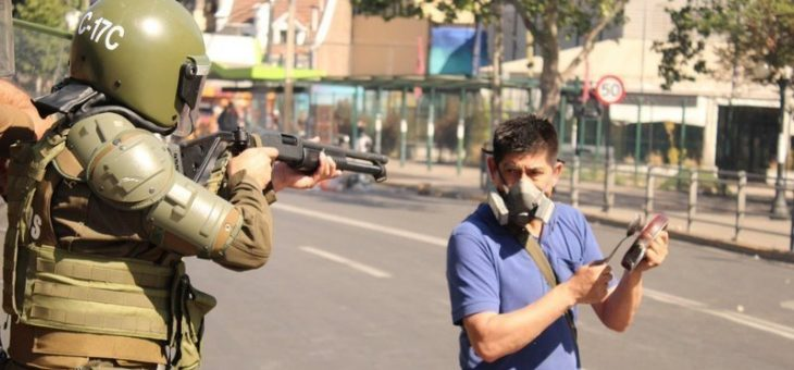 Informe amnistía internacional en Chile: La peor catástrofe de los DD.HH desde la dictadura cívico militar/2019.