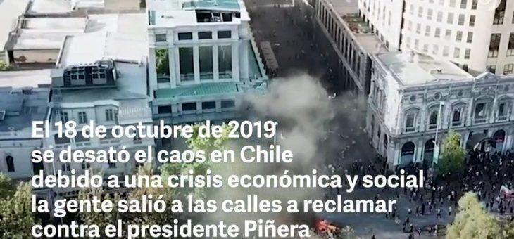 El Pueblo Argentino del general Libertador José de San Martin y Matorras se solidariza con el Pueblo Chileno del General Libertador Bernardo O'Higgins Riquelme.