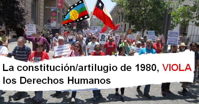 Conferencia internacional: Intervención en Foro Internacional – DERECHOS HUMANOS EN CHILE, del destacado jurista, defensor de los Derechos Humanos, Eduardo Contreras Mella.