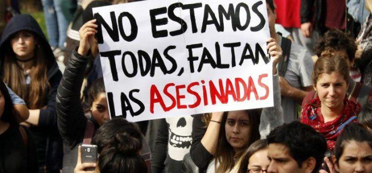Chile. Dos millones de mujeres contra el perverso sistema capitalista salvaje.