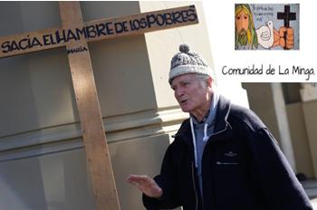 La última carta de Mariano Puga desde el hospital: critica a la jerarquía de la Iglesia Católica y su rol en el estallido social del 18 de octubre del 2019.