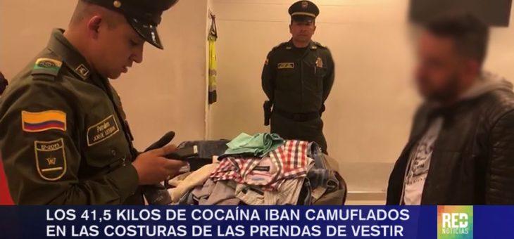 Naciones unidas alerta sobre el aumento en el tráfico de cocaína desde Chile a Europa y  Estados Unidos.