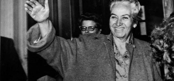 El centenario del nacimiento de Gabriela Mistral