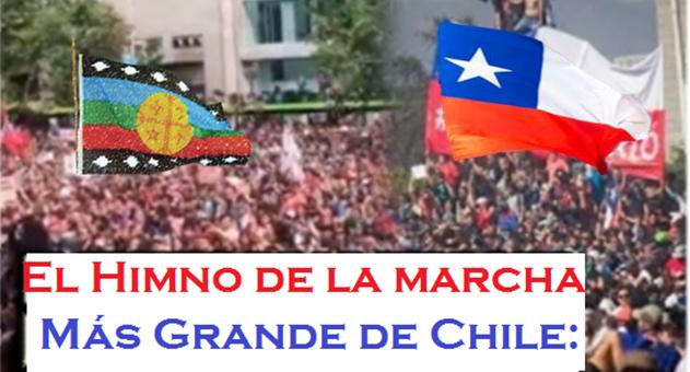 Los chilenos acumulan rabia: ¡El Movimiento social 18 de Octubre está vigente!