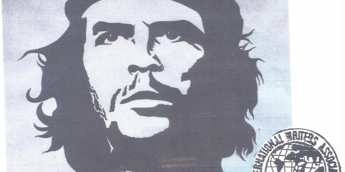 Versos de hierro para el comandante Dr. Ernesto Guevara de la Serna ¡siempre presente!