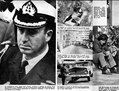 Chile el crimen del comandante Arturo Araya Peeters