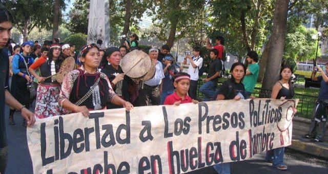 Una breve historia de hermanos para los presos políticos mapuche en huelga de hambre