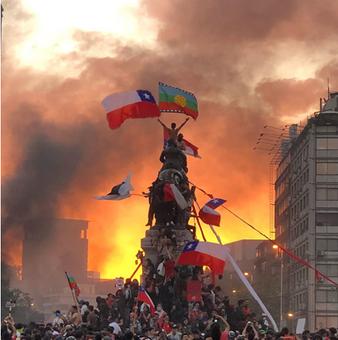EL MOVIMIENTO SOCIAL 18 DE OCTUBRE, EL NACIMIENTO DE UNA ESPERANZA: EL PLEBISCITO