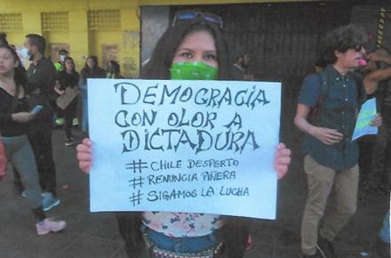 Los chilenos fueron claros el 25 de octubre: Apruebo a Cambios