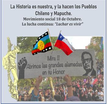 EL PUEBLO CHILENO HABLO ALTO Y CLARO EN EL PLEBISCITO: EXIGIO UNA NUEVA CONSTITUCION REDACTADA Y SANCIONADA POR EL SOBERANO