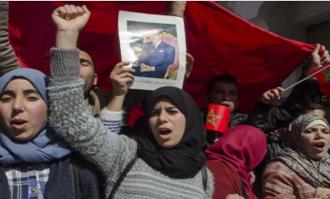 Brahim Basiri y El Uali, héroes eternos de la lucha del pueblo saharaui.