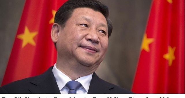 """""""CHINA: HACIA LA PROSPERIDAD COMÚN"""""""